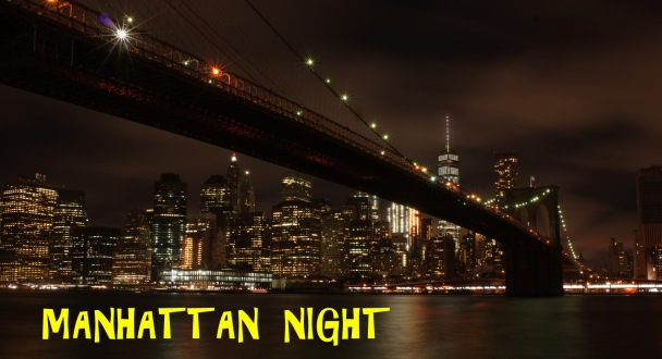 Manhattan-night